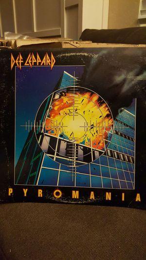 Def leppard original vinyl for Sale in El Cajon, CA