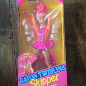 Mattel Baton Twirling Skipper 1992 for Sale in Des Moines, WA