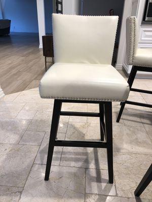 Swivel bar stools for Sale in Bloomfield Hills, MI