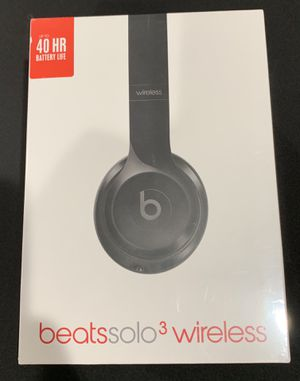 Beats Solo 3 Wireless for Sale in Boca Raton, FL