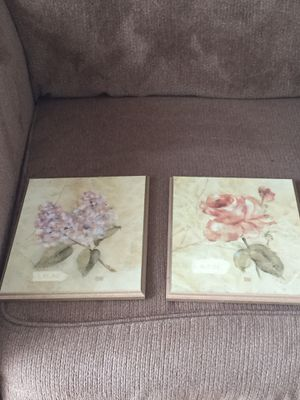 Set of four artwork for Sale in Romeoville, IL
