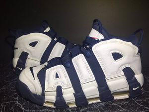 Nike more uptempo Olympic for Sale in Medley, FL