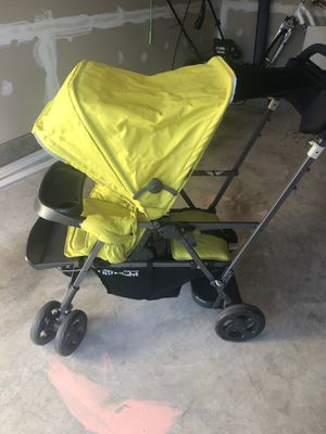 Joovy Caboose Sit and Stand stroller for Sale in Woodbridge, VA