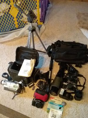Cameras, Cannon. Samsung, AE1, Olympus for Sale in Mesa, AZ