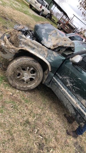 2002 Chevy Silverado 1500 for Sale in Crandall, TX