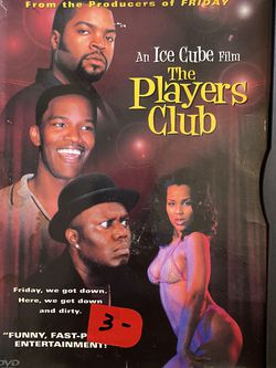 The Players Club DVD Movie Film Comedy  for Sale in Chula Vista, CA