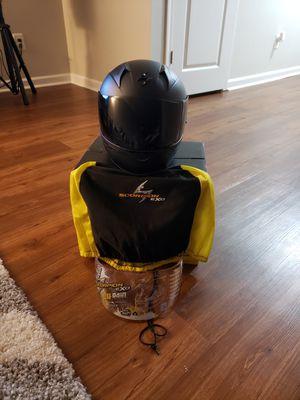Scorpion EXO r410 motorcycle helmet for Sale in Murfreesboro, TN