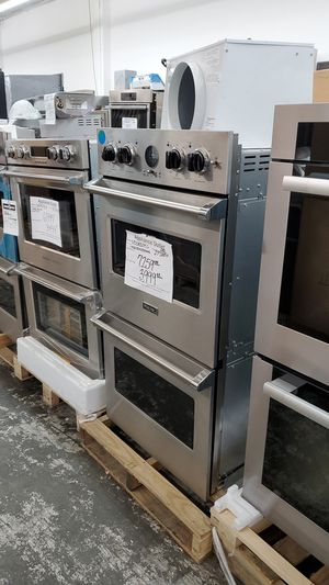 """Viking 27"""" double oven for Sale in Los Angeles, CA"""