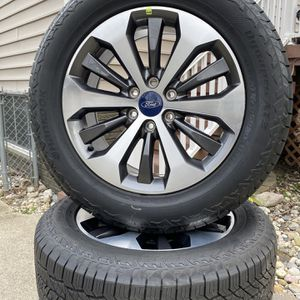 """Brand New 2020 20"""" Ford F-150 & Expedition Wheels & Tires for Sale in Clinton Township, MI"""