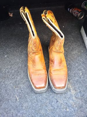 Justin Boots for Sale in San Angelo, TX