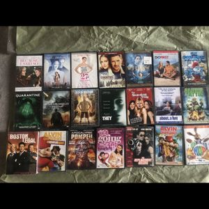 Bundle Of DVDs for Sale in Los Angeles, CA