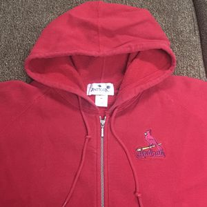Women's medium cardinals hoodie for Sale in St. Louis, MO