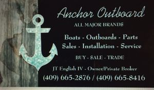 Boats- Outboard's- Parts for Sale in Vidor, TX