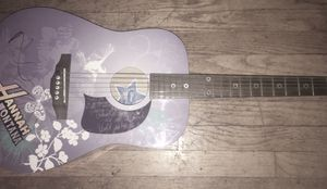 *AUTOGRAPHED * Hannah Montana Acoustic Guitar (by Washburn) for Sale in Blountville, TN
