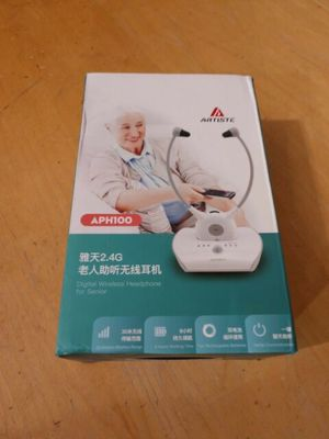 Wireless headphone for seniors for Sale in Groveport, OH