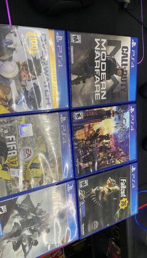 PS4 Games for Sale in Santa Ana, CA
