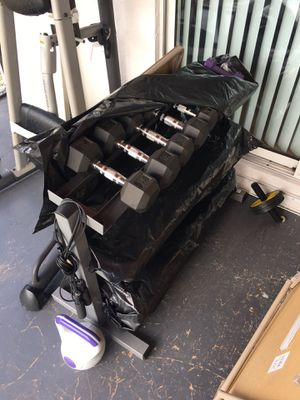 Weight Set for Sale in Hollywood, FL
