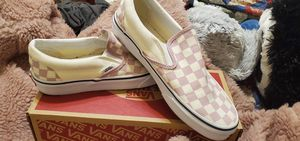 Vans Checkered Pink for Sale in Laredo, TX