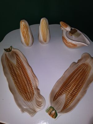 Corn salt and pepper set for Sale in Morristown, TN