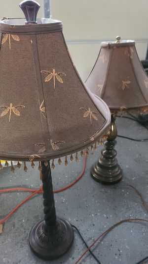 Lamps for free for Sale in Saugus, MA