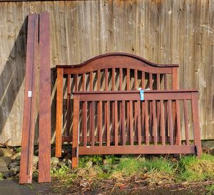 Full Size Bed Frame for Sale in Monroe, WA