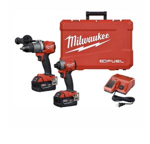 Milwaukee Fuel drill Set for Sale in New Brunswick, NJ