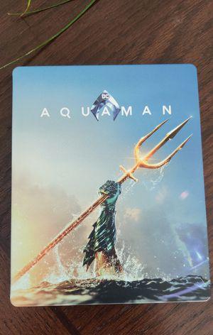 Aquaman Movie Digital Code for Sale in Corona, CA