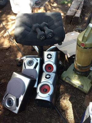 Speakers and stuff for Sale in Show Low, AZ