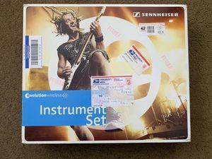 Sennheiser g3 ew100 wireless guitar system for Sale in Oceanside, CA