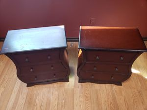 3 drawer end tables for sale for Sale in Imperial Beach, CA