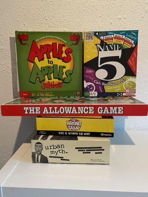 Board games for Sale in Newcastle, WA