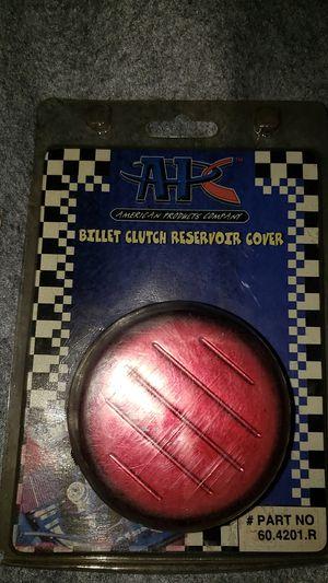 APC Billet Clutch Reservoir Cover for Sale in Calimesa, CA