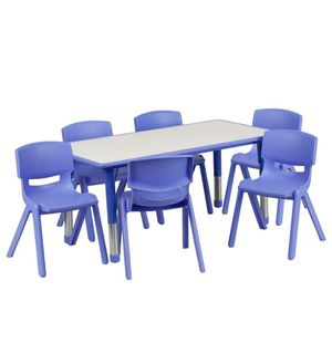 KIDS ACTIVITY TABLE AND CHAIRS ***NEW for Sale in Houston, TX