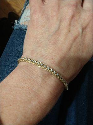 Diamond tennis bracelet for Sale in Landrum, SC