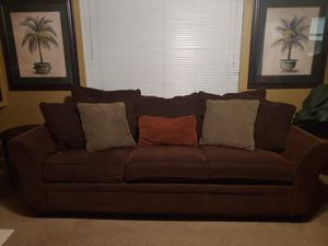 Make Offer - Move Out Sale - Living Room Sofa and Love Seat for Sale in Tampa, FL