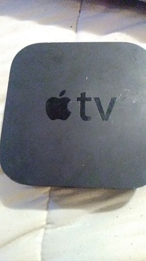 Apple TV and microfone for Sale in Portland, OR