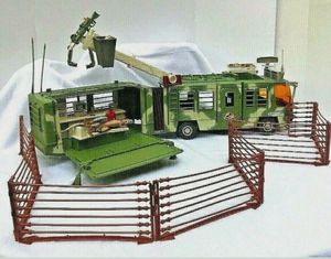 Jurassic Park Mobile Command Center RV with Baby T rex for Sale in Orange, CA
