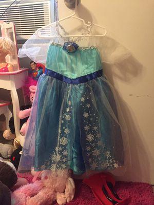 Elsa Dress/Frozen for Sale in Orlando, FL