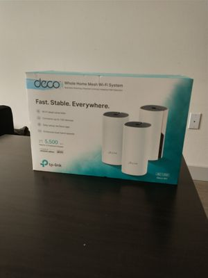 DECO Wireless Wifi Router System for Sale in Los Angeles, CA
