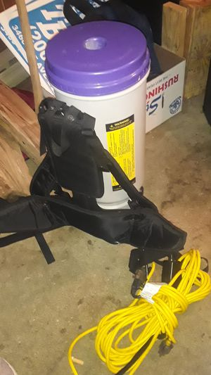 Proteam backpack vacuum for Sale in Seattle, WA