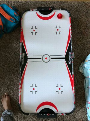 MD Sports Easy Assembly 48 Inch Air Powered Hockey Table for Sale in Bellevue, WA