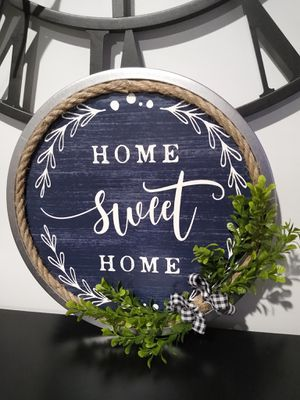 Home sweet Home decor for Sale in Phoenix, AZ