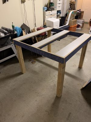 Crafts/Display/Entertainment round table for Sale in Fairfax, VA