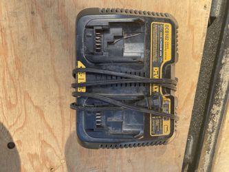 DeWalt Duel 20v Battery Charger. for Sale in Nine Mile Falls, WA