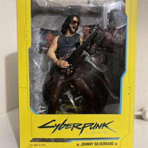 Cyberpunk 2077 Johnny Silverhand Statue for Sale in Fort Lauderdale, FL