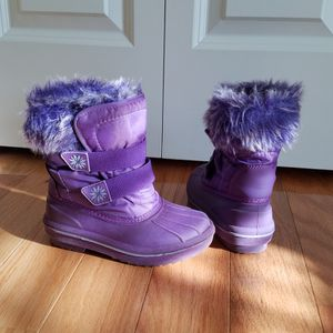 Circo Girls Winter Boots- size 9/10 Tod for Sale in Southington, CT