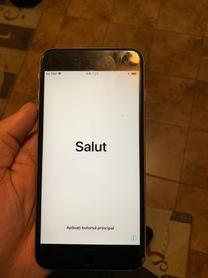 iPhone 6s Plus LOCKED for Sale in Inglewood, CA