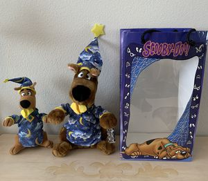 New Scooby Doo stuffed animal set for Sale in Hermosa Beach, CA