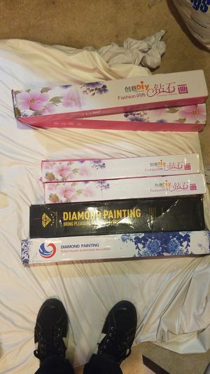 Diamond paintings for Sale in Seattle, WA