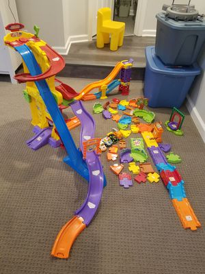 Large set of VTech Go! Smartwheels for Sale in Maplewood, MO